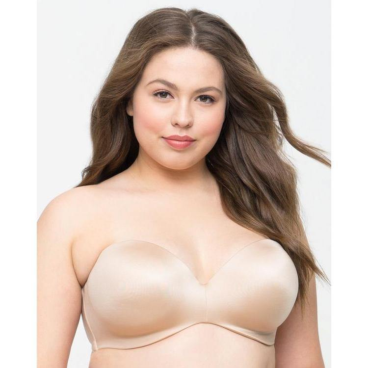 Smooth Strapless Nude - Cherry Blossom Intimates