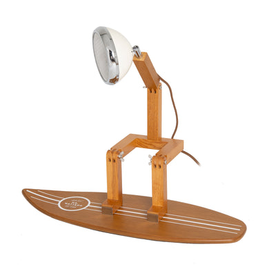 Mr. Wattson Table Stand - Surfboard
