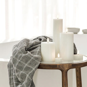 Uyuni Flameless Candles Maxi Tea Light, Premium Tea Light and Pillars
