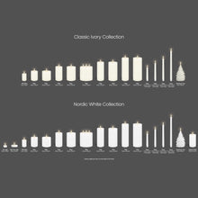 Load image into Gallery viewer, Enjoy Living Uyuni Flameless Candle Collection Comparison