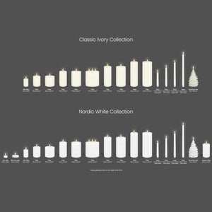 Enjoy Living Uyuni Flameless Candle Collection Comparison