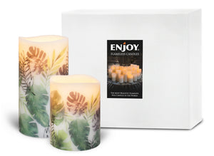 LAST SET - ENJOY Botanical Series Limited-Edition Presentation Set - Mimosa and Mimosa Duo