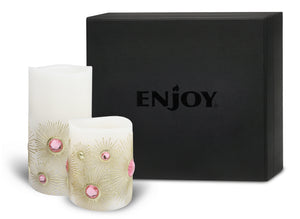 ENJOY Lux Series - Embellished and Embossed Designer Duo