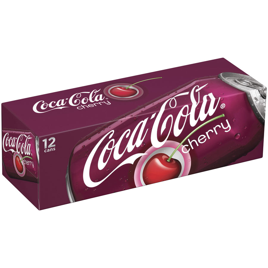 Coca-Cola Cherry Pack 12U