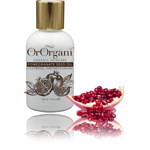 Pomegranate Seed Oil (120ml | 4.0oz)