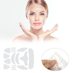 Reusable Silicone Anti-Wrinkle Patches