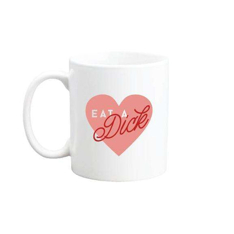 KC Relief Eat A Dick Mug | 11 Oz.