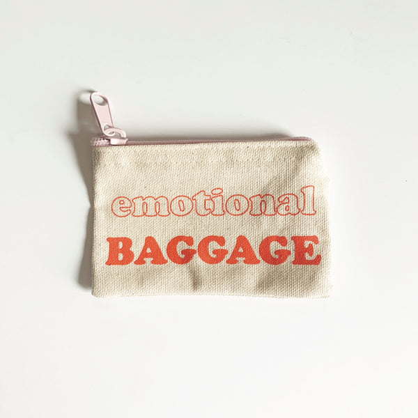 Emotional Baggage Coin Pouch