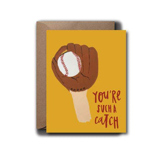 You're Such A Catch Love Greeting Card | A2