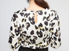 Our Favourite Print Blouse - FINAL SALE