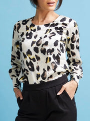 Our Favourite Print Blouse