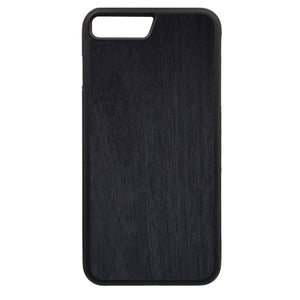 Carcasa Madera para iPhone 8 Plus - Ebano