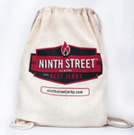 Ninth St Jerky 100% Cotton Fiber Backpack