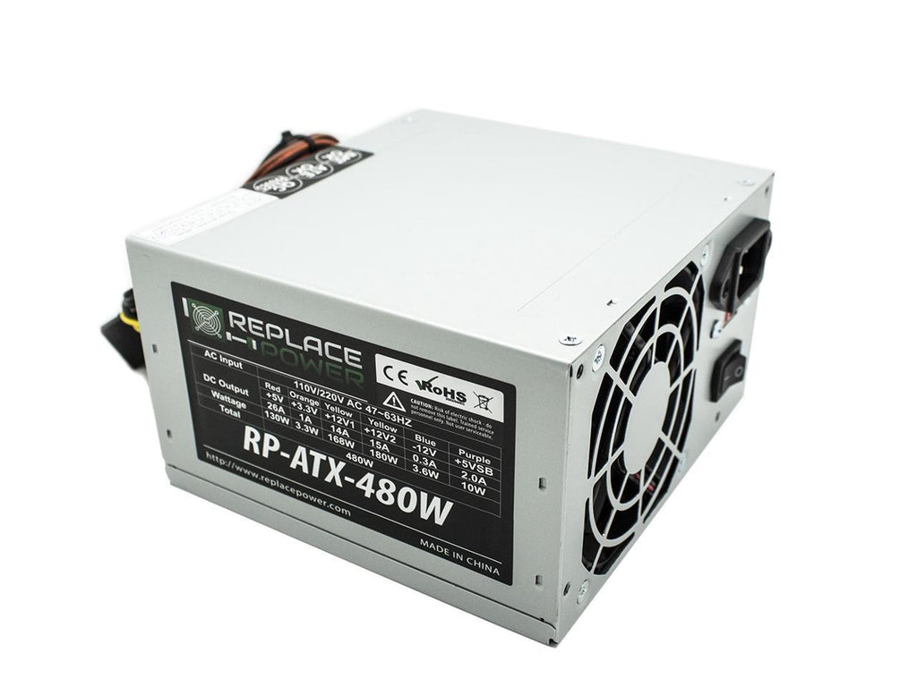 Power Supply for Emachines C6207 Part Number Replacement