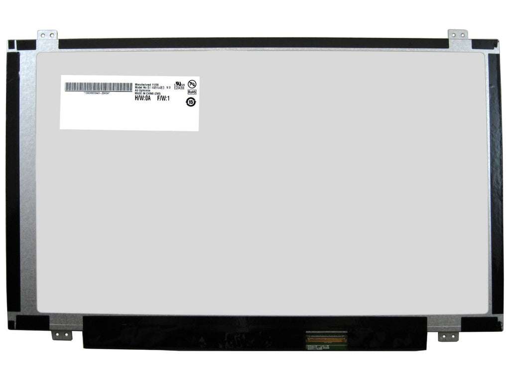 Laptop Screen 1366x768 for AU Optronics B140xw02 V.1 V.2 Replacement 14""