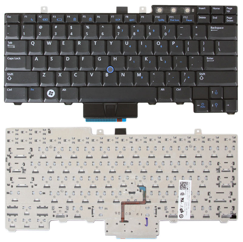 Dell Precision M4400 Keyboard