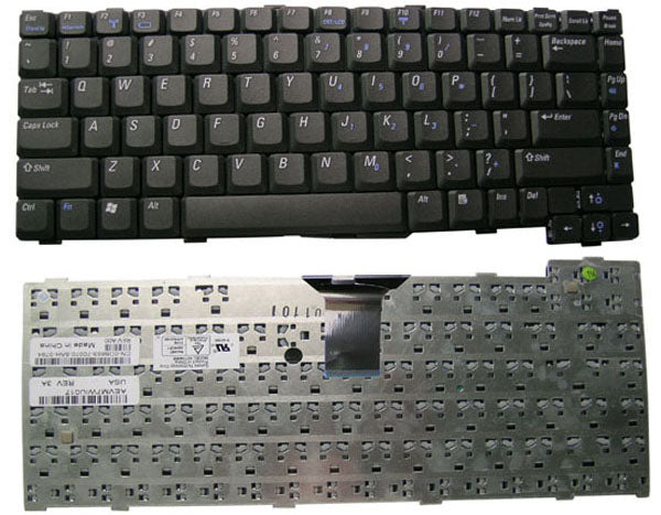 Dell Inspiron 1200 Laptop Keyboard
