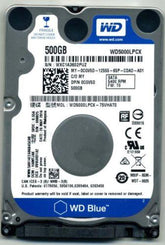 Compaq Presario CQ43-300TU Hard Drive 500GB Upgrade