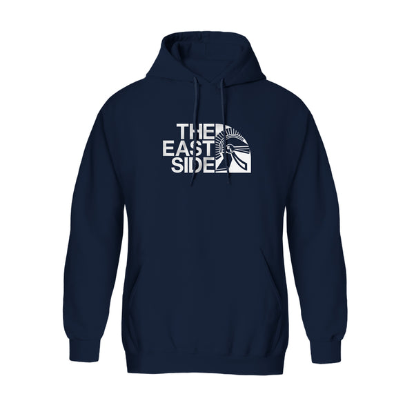East Lansing Trojans Hoodie (The East Side)