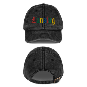 Lansing Crayon (Dad Hat)