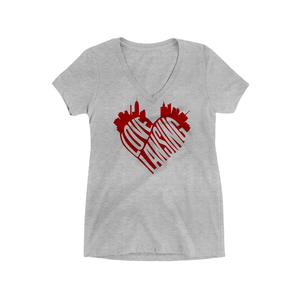 Love Lansing (Women's Tee)