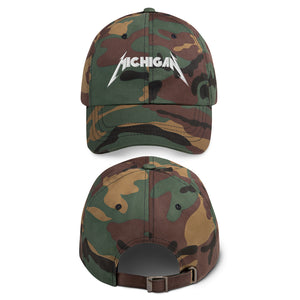 Michigan Metal (Dad Hat)