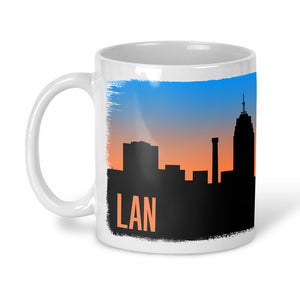 Sunset Skyline (Mug)