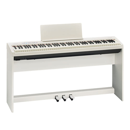 Roland FP-30WH Digital Piano w/ Stand and 3 Pedal