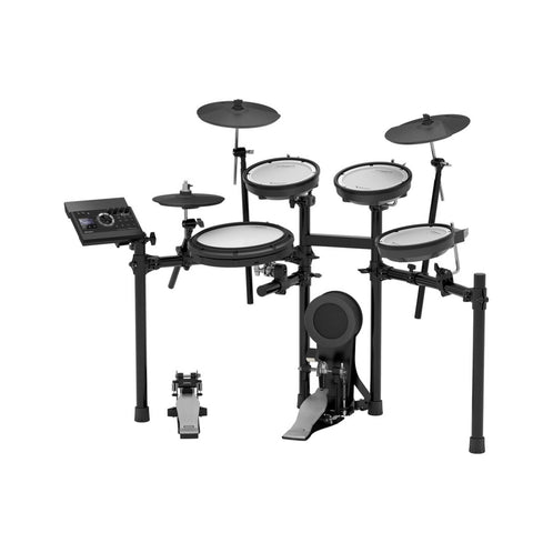 Roland TD-17KV Drum Kit With MDSCOM Stand