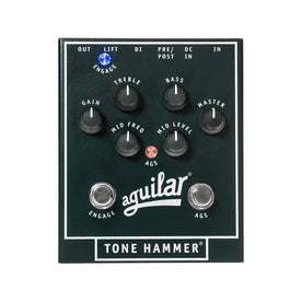 Aguilar Tone Hammer Preamp/Direct Box Bass Guitar Effects Pedal