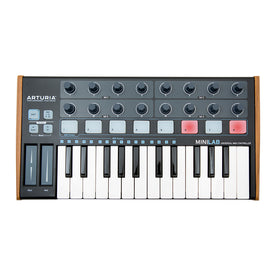 Arturia Minilab USB Mini Keyboard Controller Black Edition