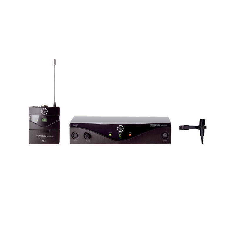 AKG Perception Wireless 45 Presenter Set - Band B1
