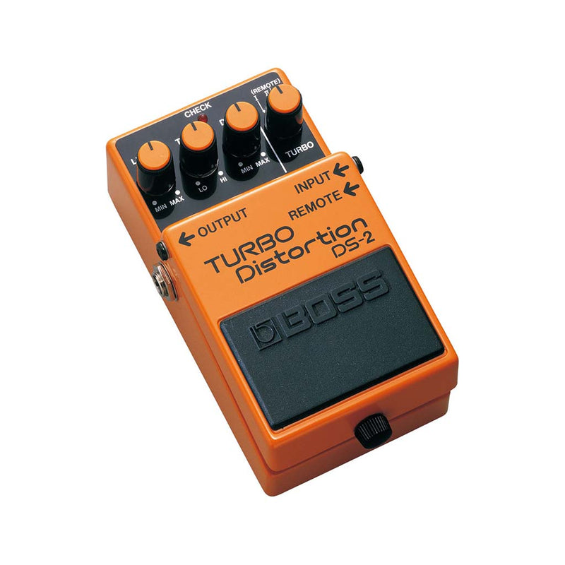 BOSS DS-2 Turbo Distortion Guitar Effects Pedal