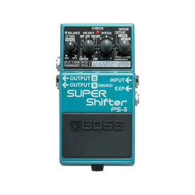 BOSS PS-5 Super Shifter Guitar Effects Pedal