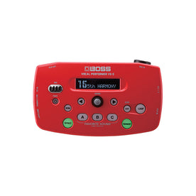 BOSS VE-5 Vocal Performer, Red