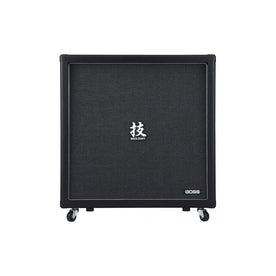 BOSS Waza 4x12 Guitar Extension Cabinet