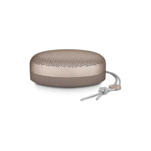 B&O BeoPlay A1 Portable Speaker, Sand Stone