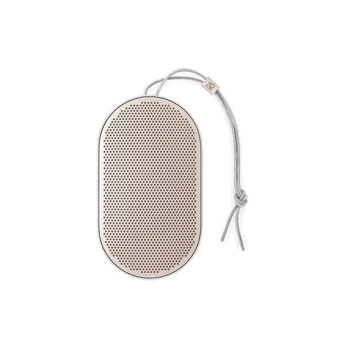 B&O Beoplay P2 Bluetooth Speaker, Sand Stone