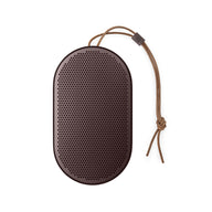 B&O Beoplay P2 Bluetooth Speakerphone, Dark Brown