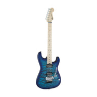 Charvel Pro-Mod San Dimas Style 1 HH Floyd Rose Electric Guitar, Maple FB, Chlorine Burst