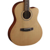 Cort Jade1-OP Acoustic Guitar w/Bag, Open Pore