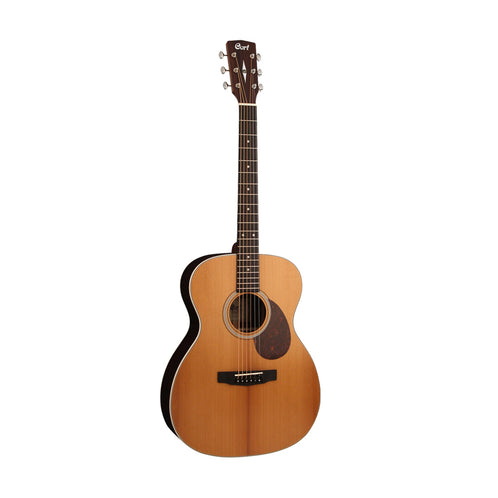 Cort L200ATV-SG Acoustic Guitar, Semi-Gloss