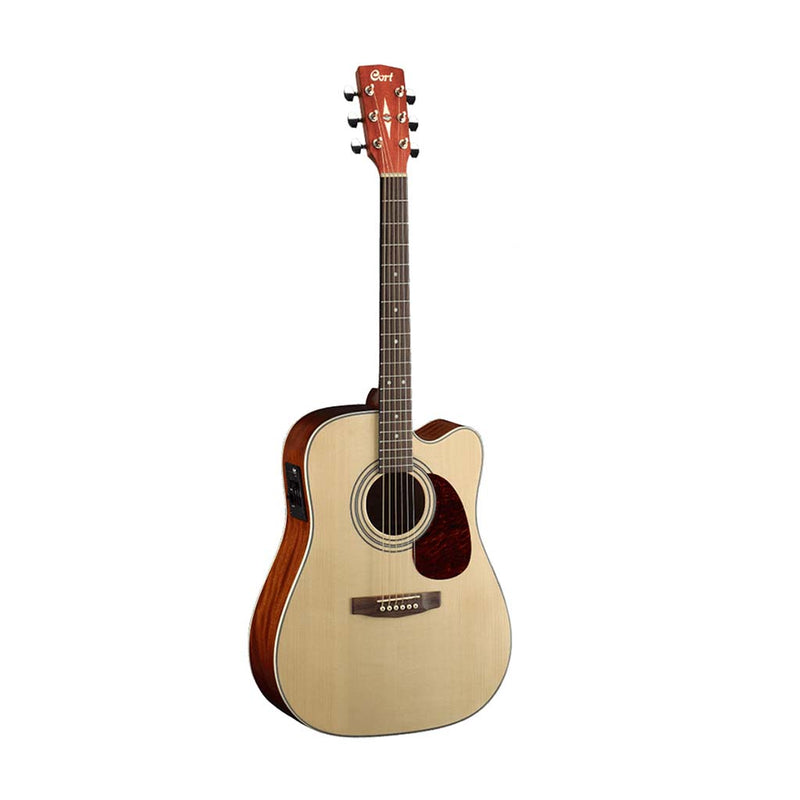Cort MR500E-NT Acoustic Guitar, Natural