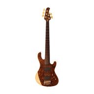 Cort Rithimic 5-String Bass Guitar, Natural
