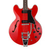 Cort Source-BV CR Electric Guitar, Cherry Red