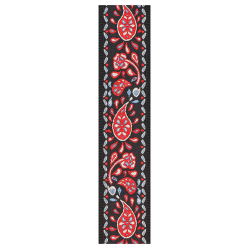 D'Addario Planet Waves 50mm Woven Guitar Strap, Tapestry
