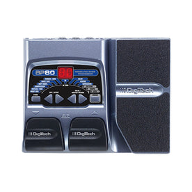 Digitech BP80 Bass Multi-Effect Pedal