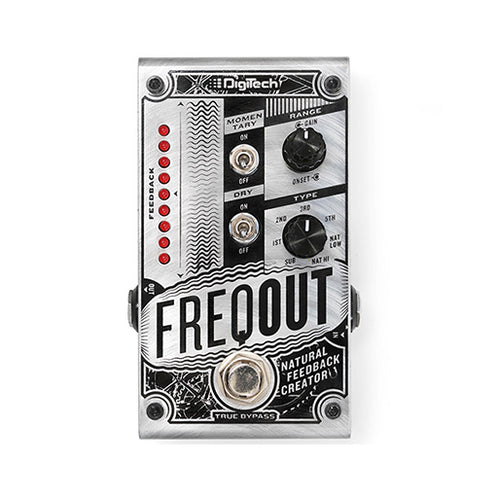 Digitech Freqout Guitar Effects Pedal