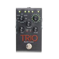 Digitech TRIO Band Creator Pedal (01 Power Cord)