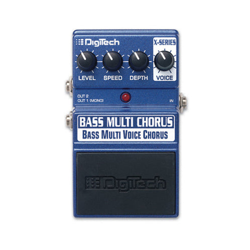 Digitech XBC Bass Multi-Chorus Guitar Effects Pedal
